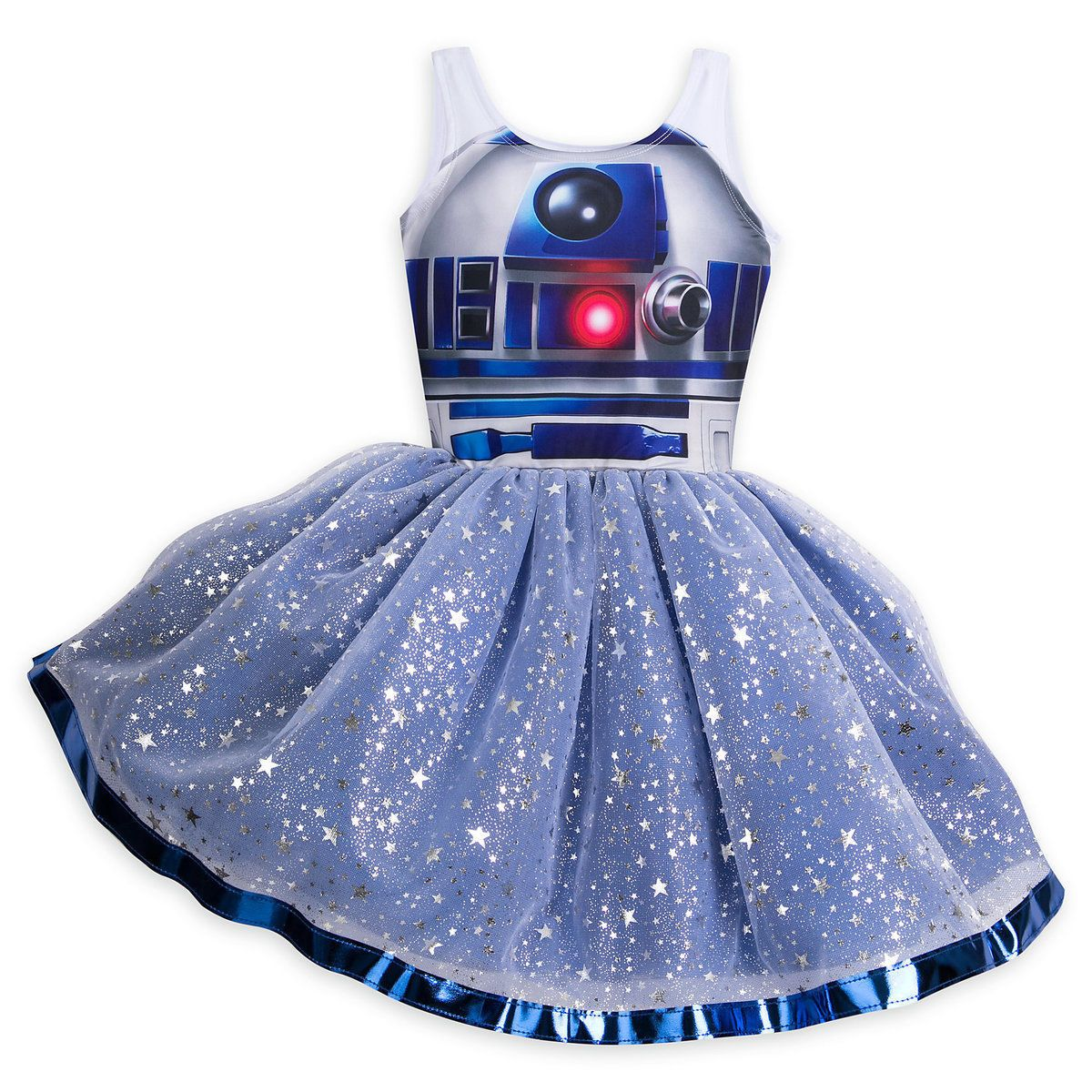 Disney authentic star wars rd tutu dress for tweens girls size