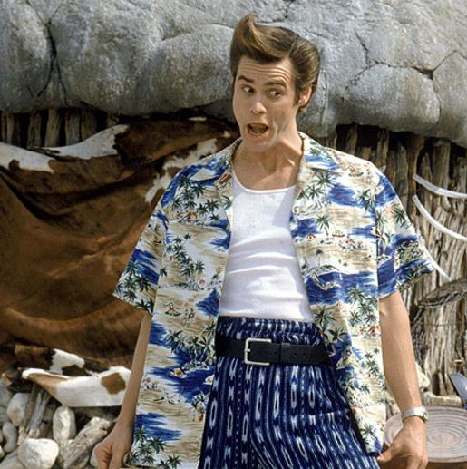 Ace Ventura Tutu Shirt