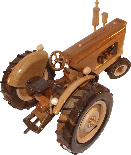 Allis Chalmers Tractor Wooden Toys Plans Wooden Toy Cars Wood Toys
