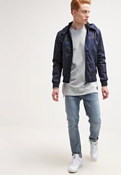 Only & Sons - ONSZAIN - Genser - light grey melange