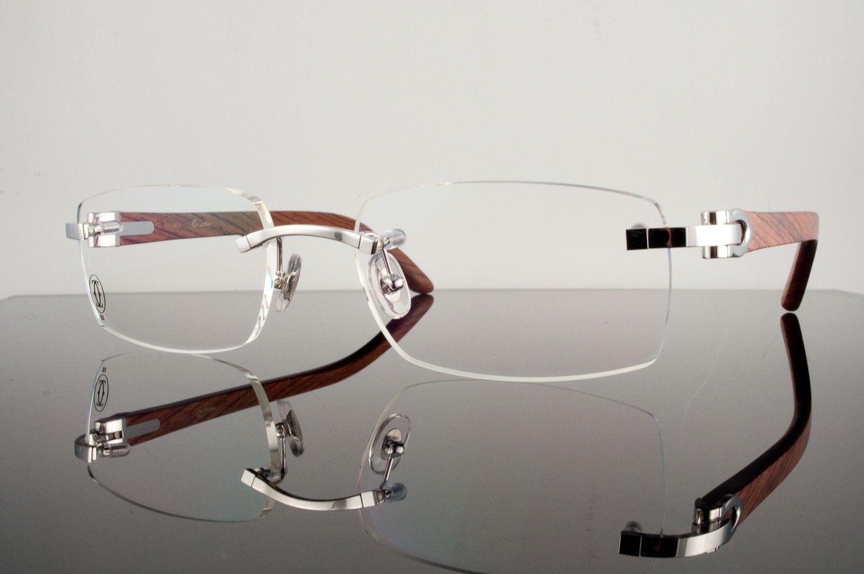 korekcijski okvirji cartier s eyewear