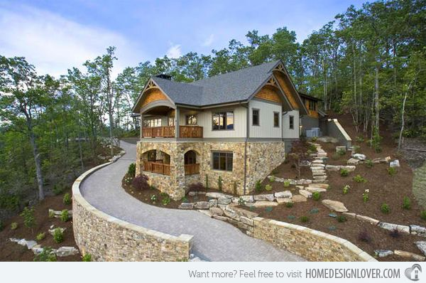 20 Different Exterior Designs of Country Homes | Exterior design ...