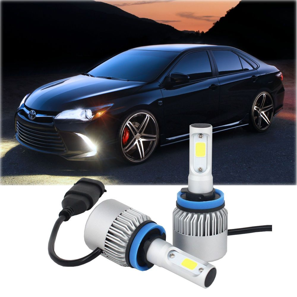 Led Headlight Bulb Conversion Kit For Toyota Camry 2017 2016