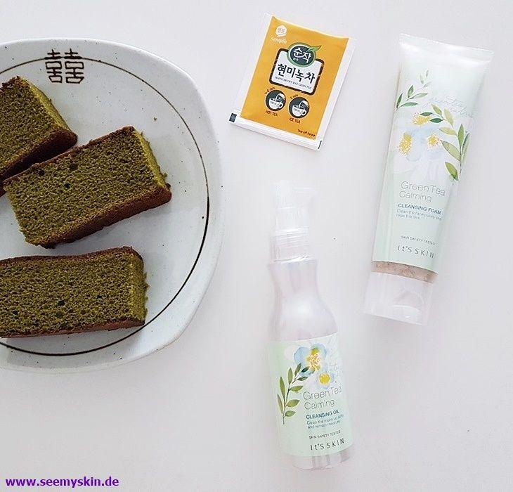 Entdecke das IT'S SKIN *Double Cleansing Set (Green Tea)* für eine gründliche Gesichtsreinigung, bestehend aus *Green Tea Claming Cleansing Oil* und *Green Tea Claming Cleansing Foam*. https://www.seemyskin.de/hautpflege/reinigung/ #seemyskin #itsskin #itsskindeutschland #itsskinofficial #kbeauty #koreanischekosmetik #koreanischehautpflege #reinigungsschaum  #hautpflegeroutine #koreanbeauty #cleansing #reinigungsöl #cleansingoil #cleansingfoam #greentea #koreanskincare #koreanbeauty