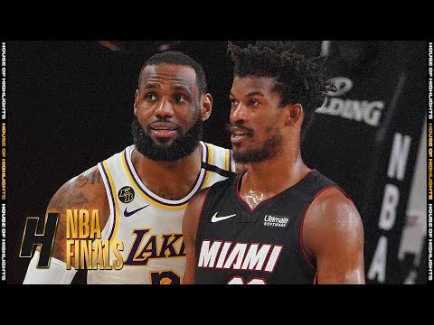 Los Angeles Lakers Vs Miami Heat Full Game 3 Highlights October 4 2020 Nba Finals Youtube In 2020 Lakers Vs Nba Finals Los Angeles Lakers