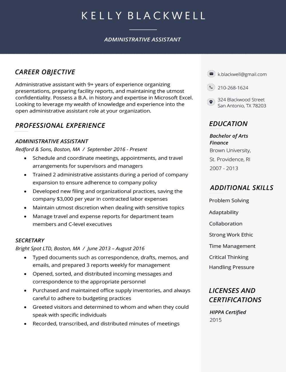 Resume Builder in 2020 Resume builder, Resume, Cover