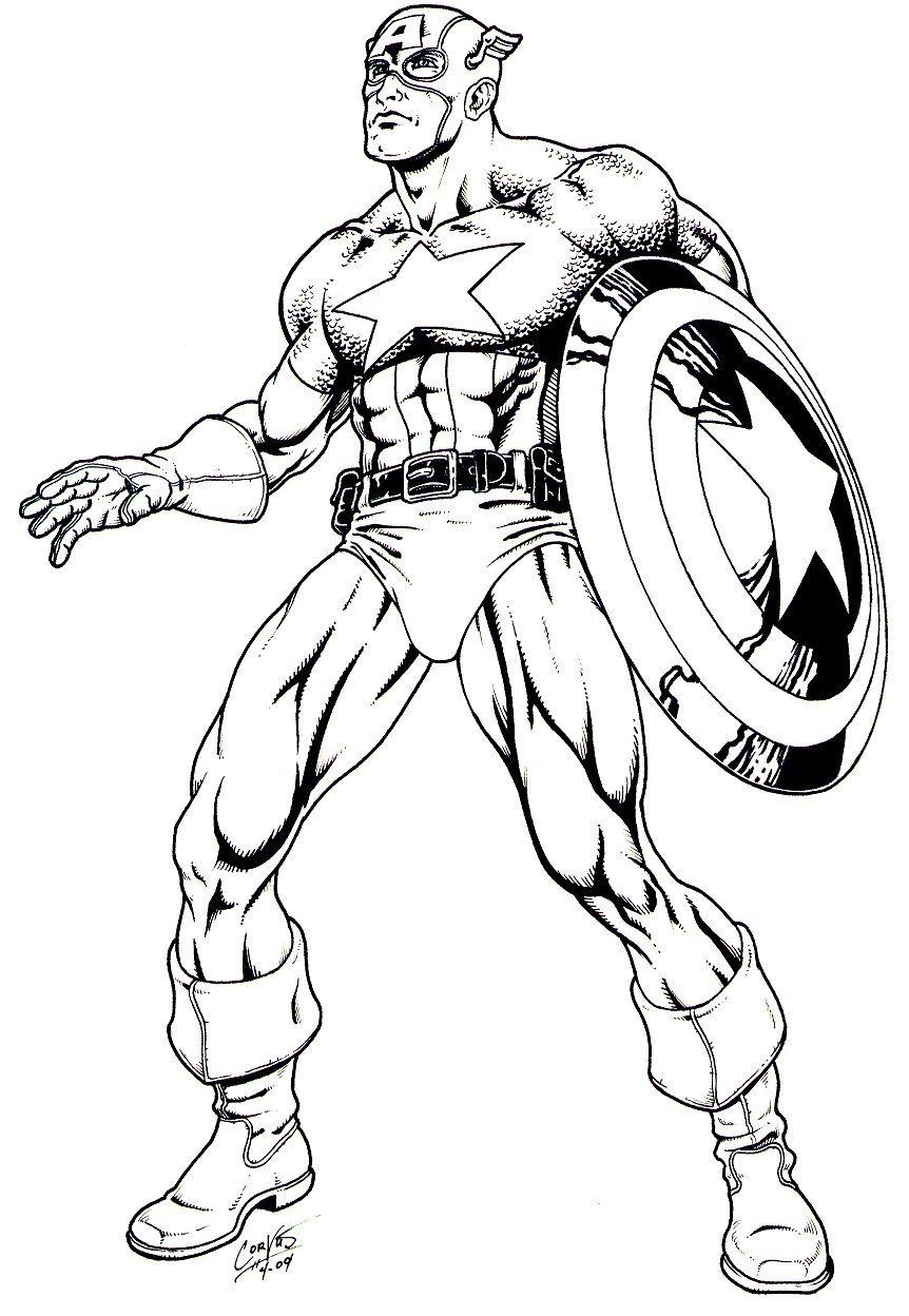 Captain America Tattoo Designs Madscar Avengers Coloring Pages Captain America Coloring Pages Avengers Coloring