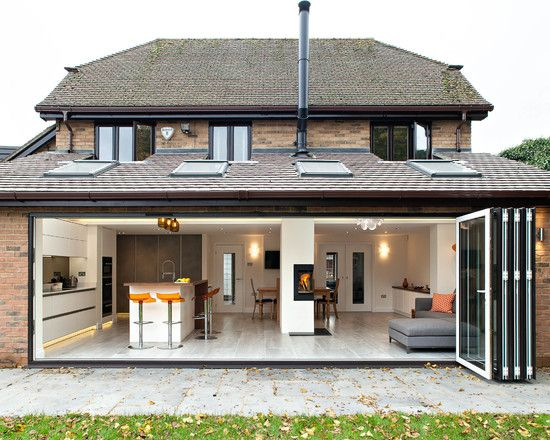 House Extension Plans Online House Extension Plans House Extension Design Open Plan Kitchen Living Room