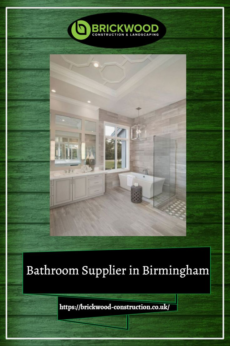 #Bathroom #Redesign #Brimingham #Brickwood   Bathroom ...