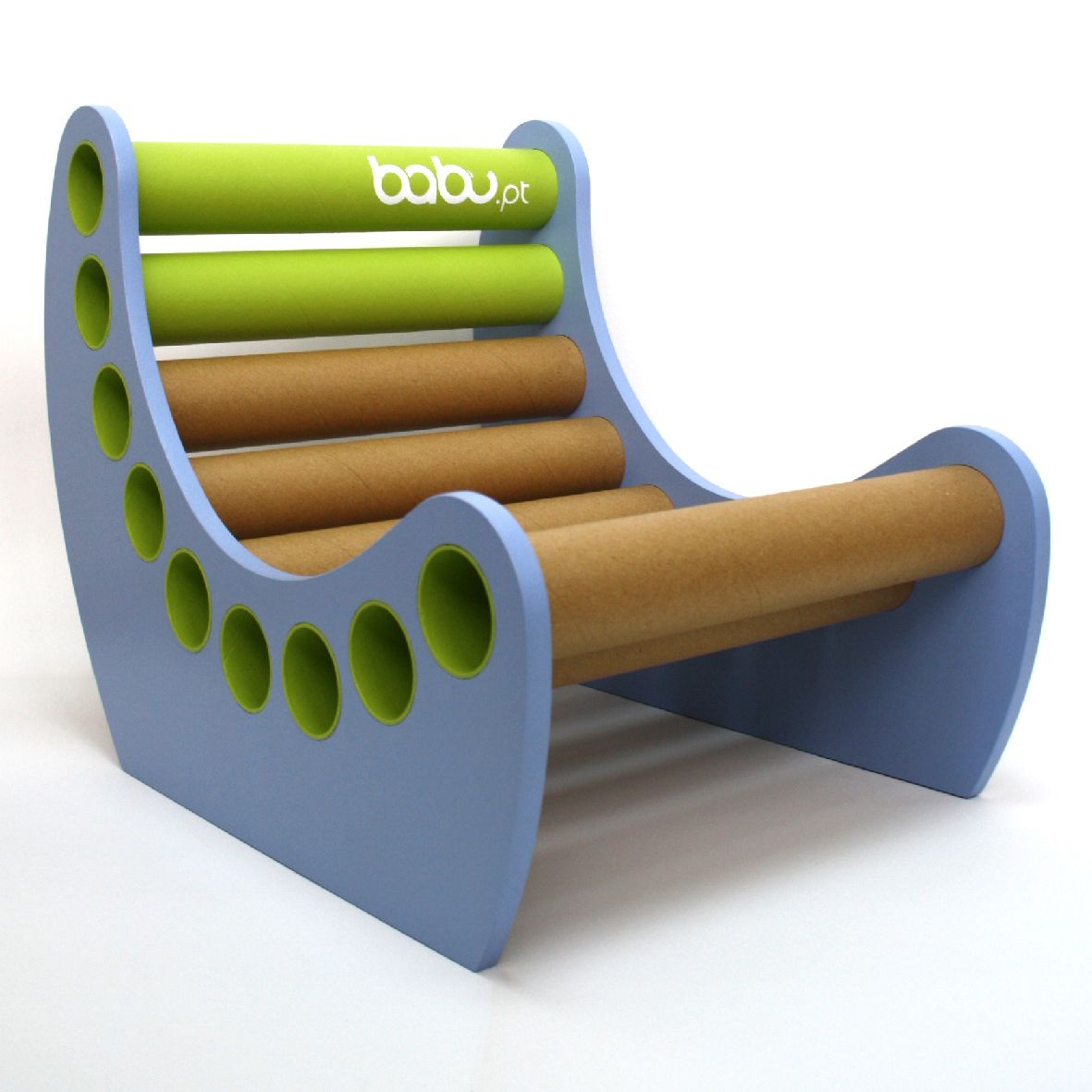 Jabbah - babu™ chair for kids (from 3 years) \u2022 Material: MDF + ...