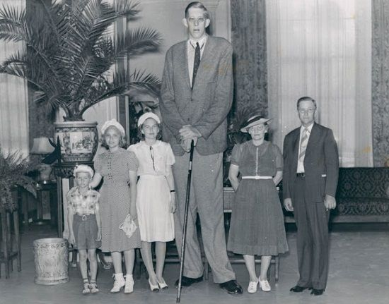 Top 10 Tallest Men in the World of All Time
