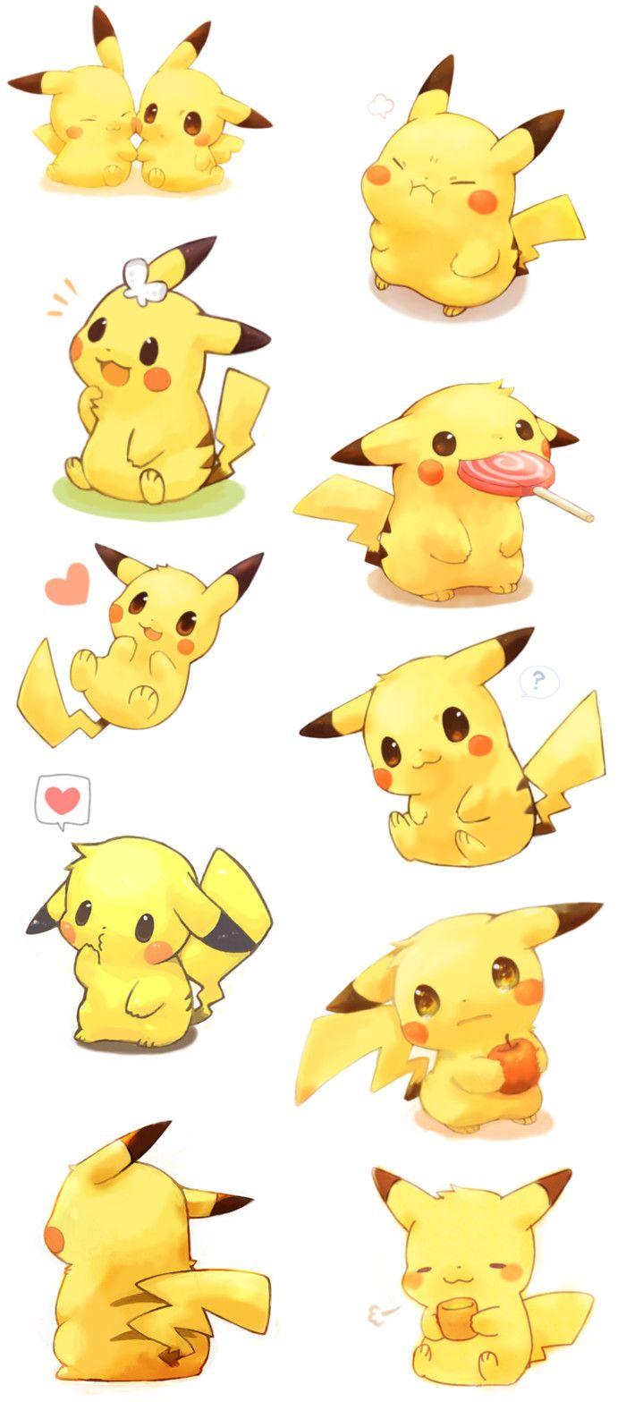 Pikachu disclaimer i do not own this image anime manga pikachu cute pikachu pok mon - Pikachu kawaii ...