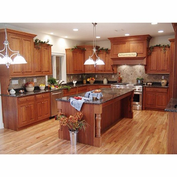 Kitchen Paint Colors With Oak Cabinets: Kitchen Cabinets, Honey Oak