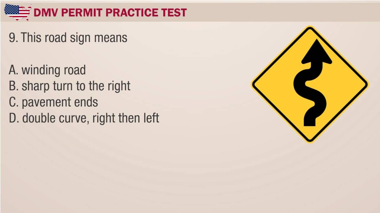 Dmv Permit Practice Tests Virginia Driver S Examination Dmv