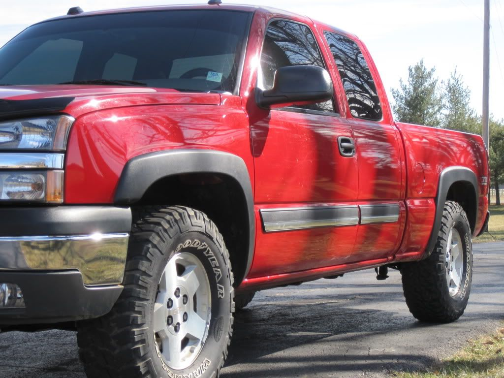 Nbs leveled with 295 s page 3 chevy truck forum gmc truck forum