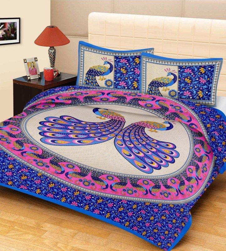 ₹79₹499 on Colorful Collection Bedsheets, Curtains