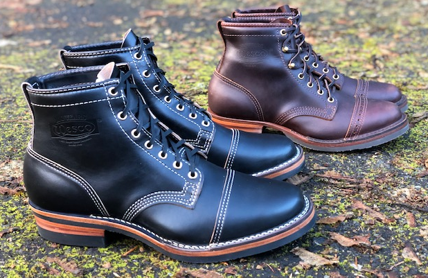 Wesco Boots History and How to Make
