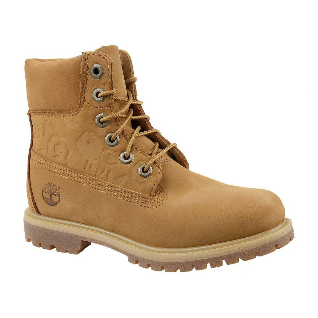 Buty Timberland 6 In Premium Boot W A1k3n Brazowe Timberland Boots Women Boots Timberland Shearling Boots