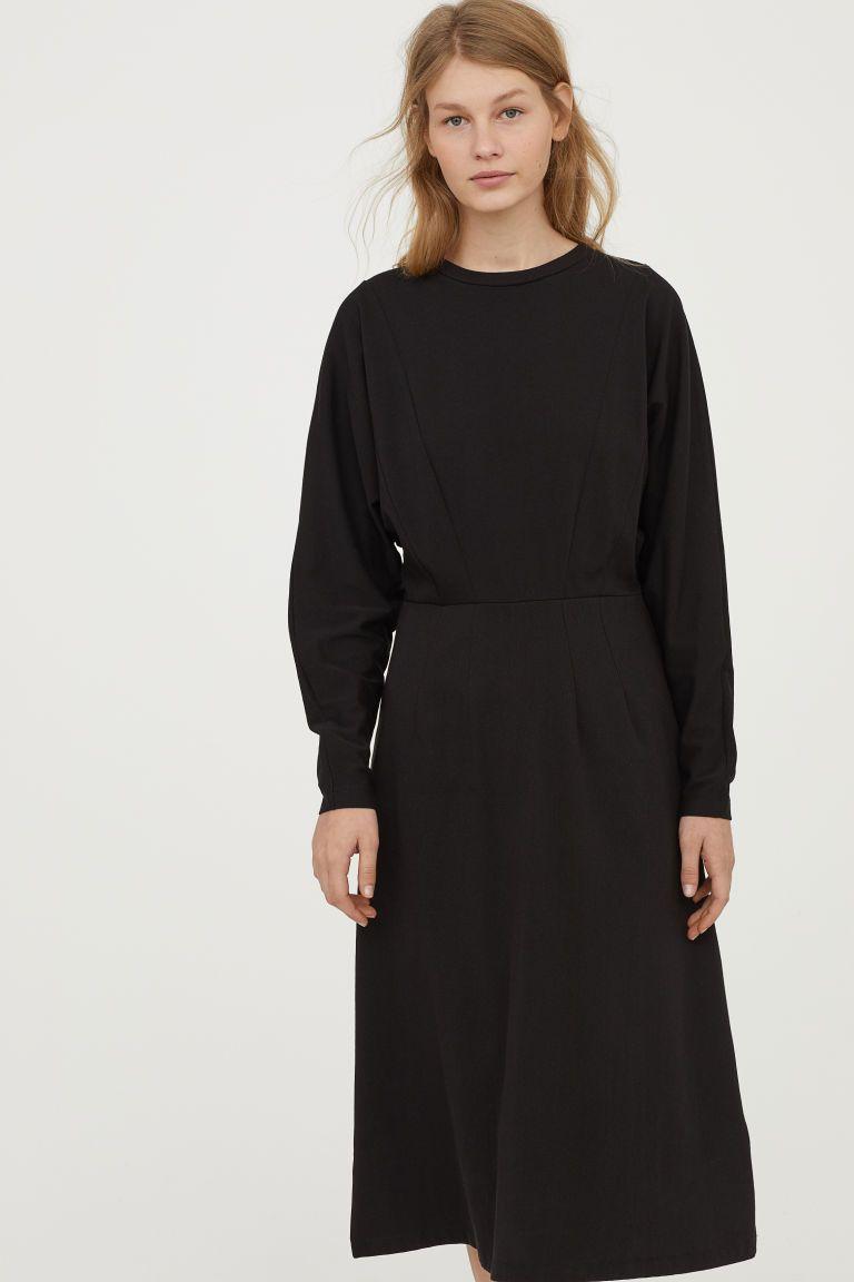 Dress with Dolman Sleeves   LBD   Sleeves, Dresses, H m e923e95f5a
