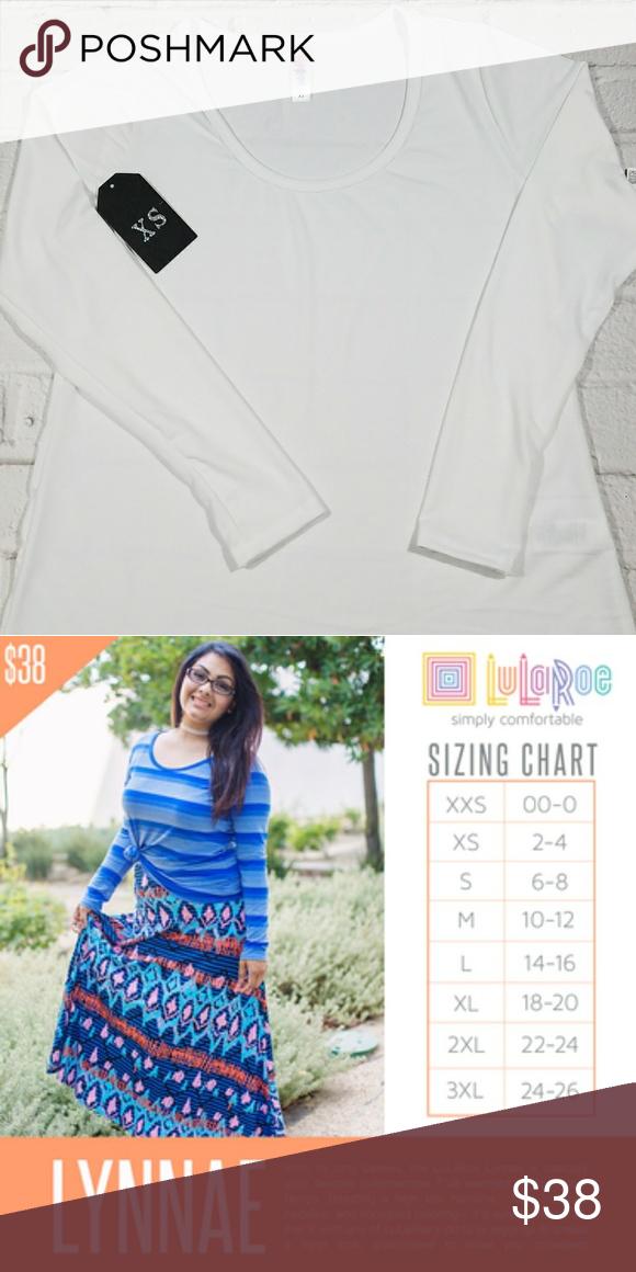 LuLaRoe Lynnae Shirt Size XS
