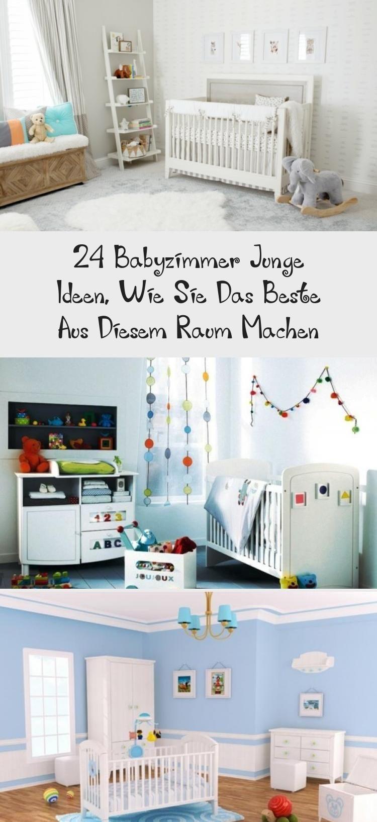 24 Babyzimmer Junge Ideen Wie Sie Das Beste Aus Diesem Raum Machen Einrichten Konzept Farben Bett Babynursery Ki Baby Boy Rooms Boy Room Room Furnishing