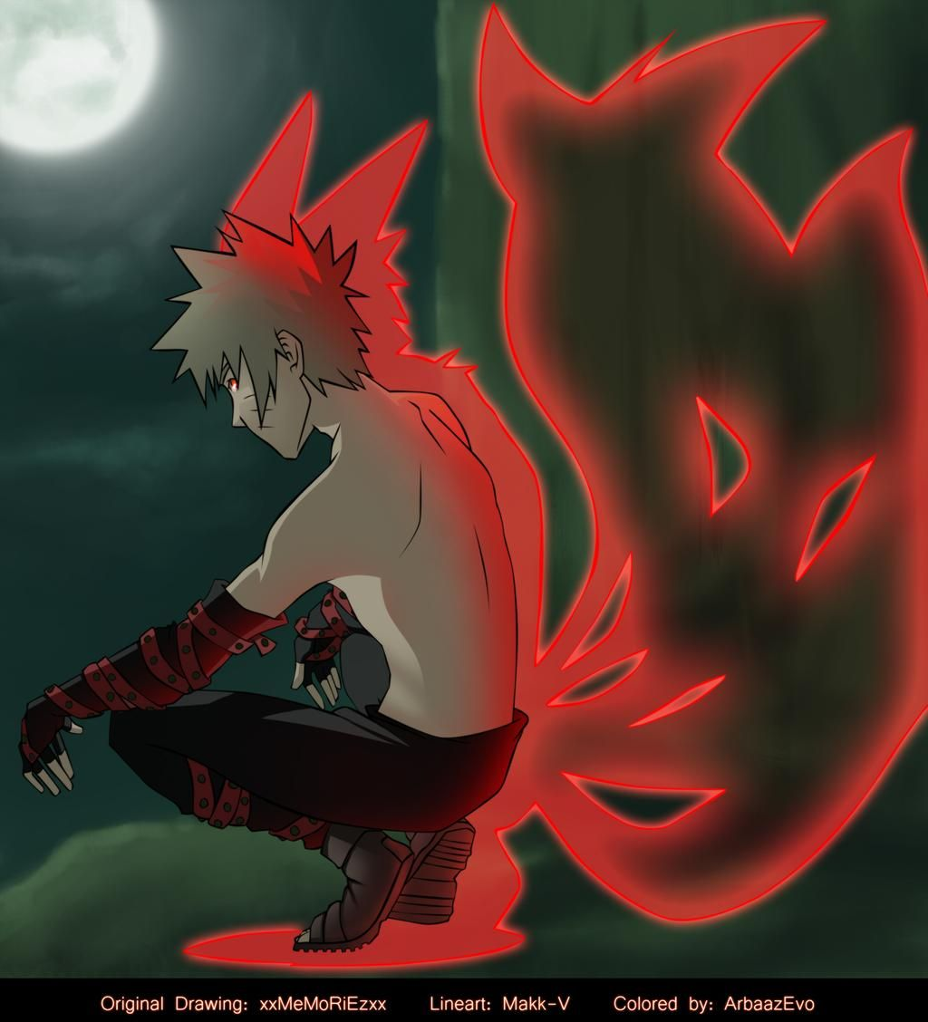 Photo of Naruto – Demon Bringer by AlphaDelta1001 on DeviantArt