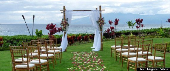 Top 10 Most Relaxing Destination Wedding Venues