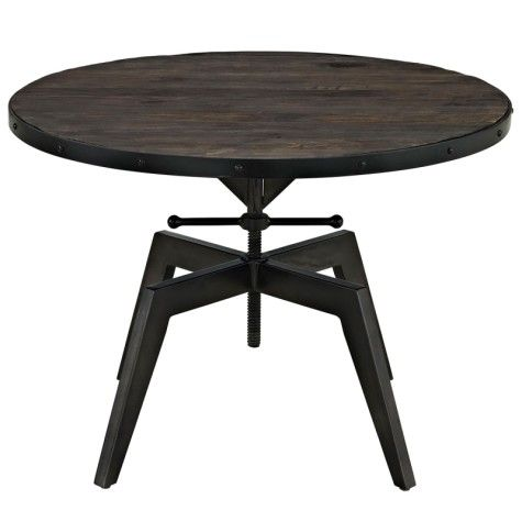 grasp wood top coffee table black buy at dezignable