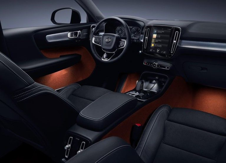2019 Volvo Xc40 Specs Design Features And Price With Images