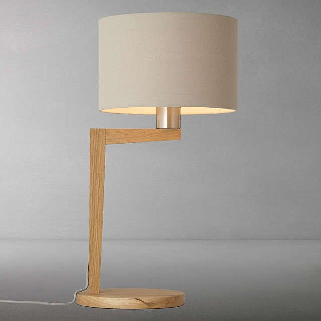 Buyjohn lewis abin table lamp oak online at johnlewis bedroom buy john lewis abin table lamp oak from our desk table lamps range at john lewis mozeypictures Gallery