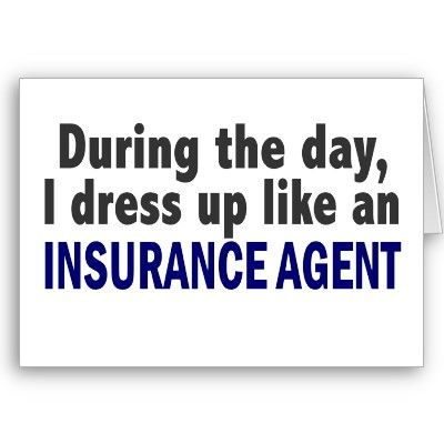During The Day I Dress Up Like An Insurance Agent Zazzle Com