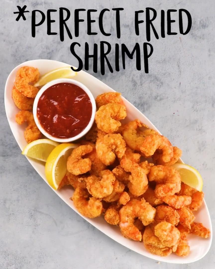 Photo of Perfect Fried Shrimp recipe