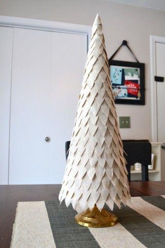 Christmas Tree Cones Cone Christmas Trees Diy Tree Christmas Tree