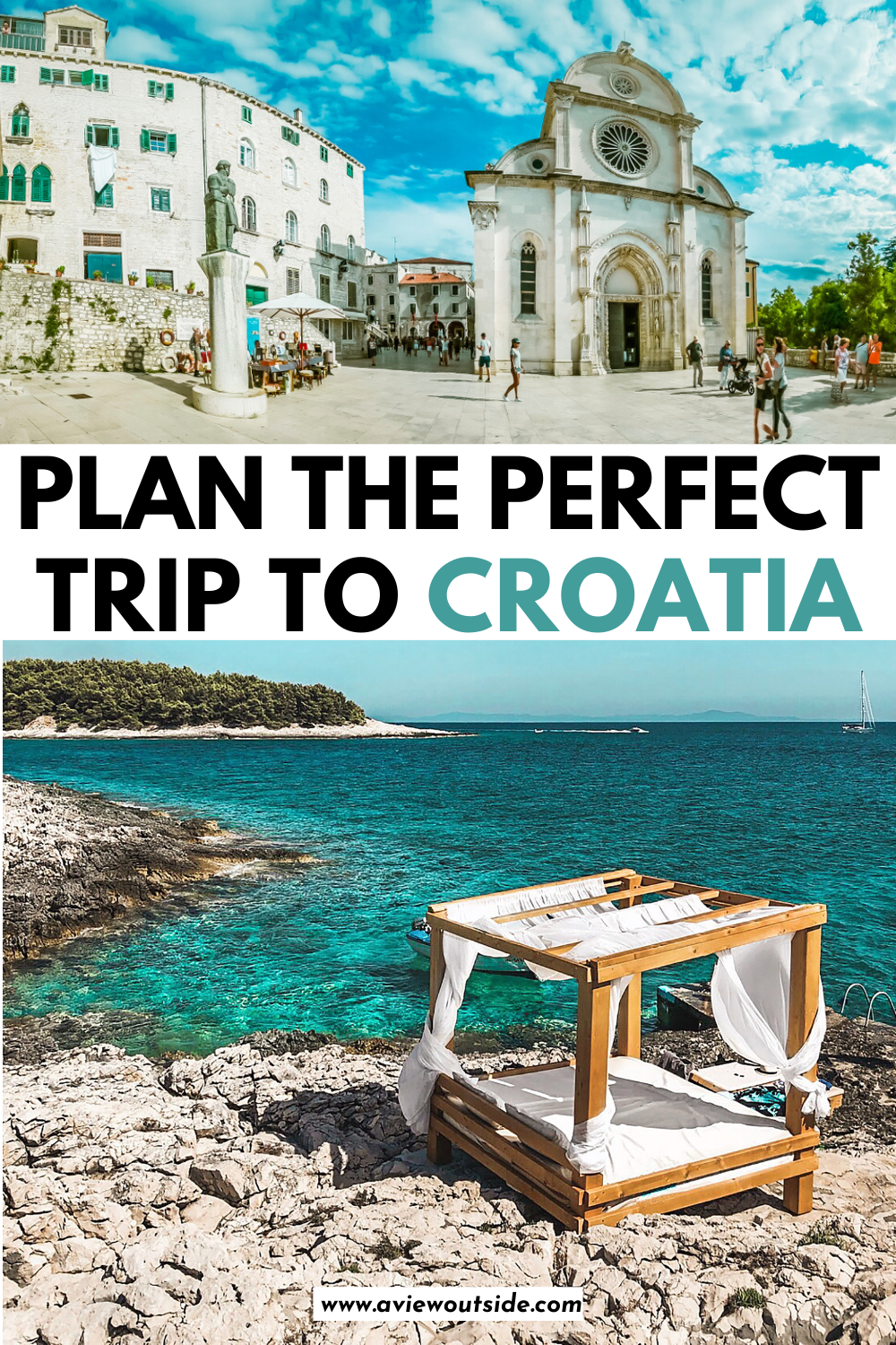 How To Plan The Perfect Trip To Croatia In 2020 Europe Travel Eastern Europe Travel Europe Travel Destinations