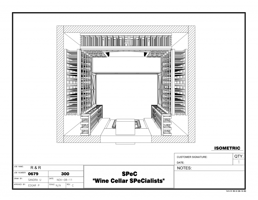 Pin by WineCellar Specialists on R & R Residential Custom