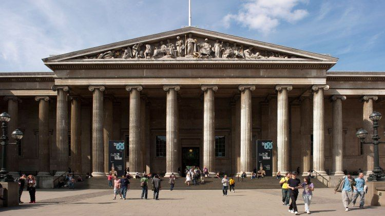 Vacation in London: The Best Sightseeing | British museum, London ...