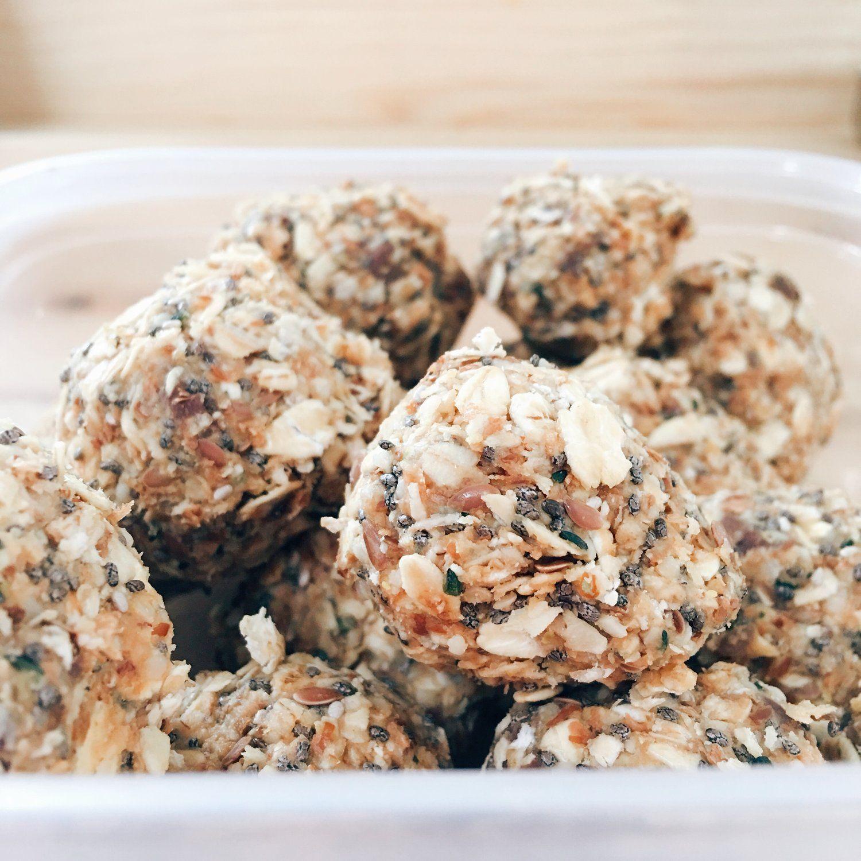 Easy Delicious Granola Balls