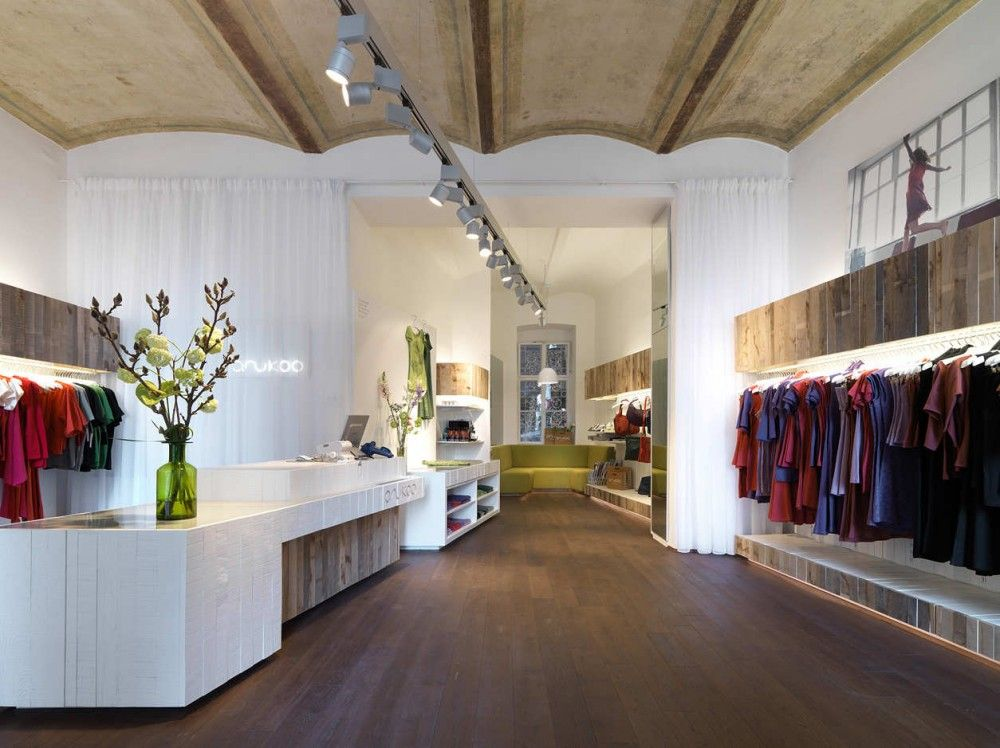 Fashion Shop Interior Design | 1 Decor | http://1decor.net ...