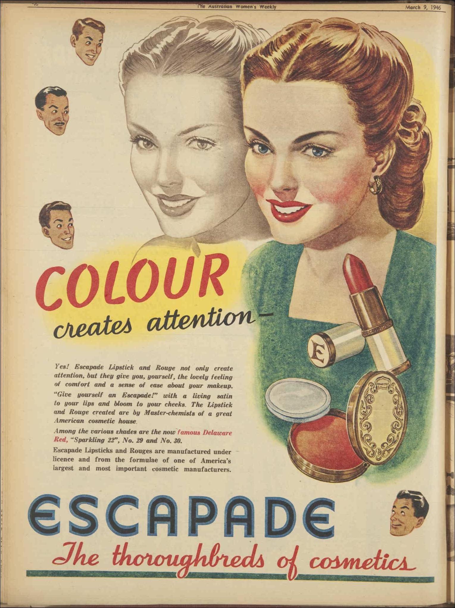 Pin on Vintage Beauty