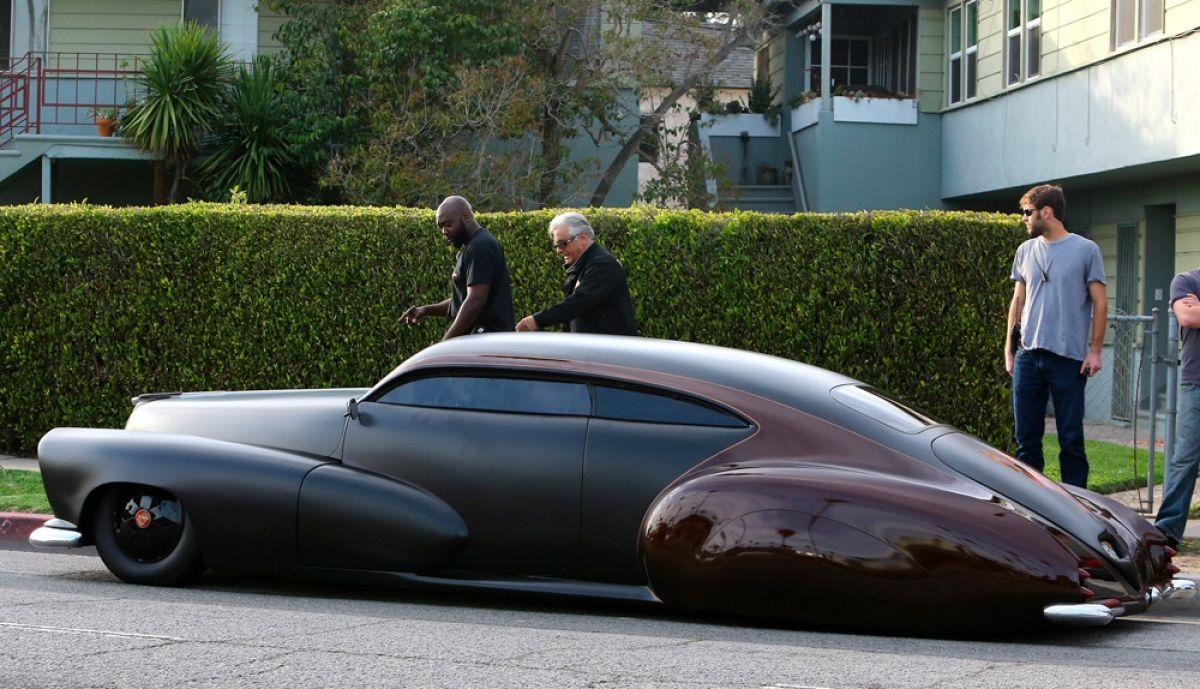 Bentley gt preto mickey rourke