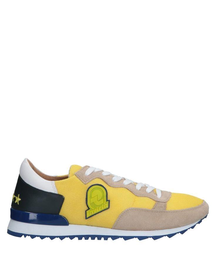 Herren Sneakersamp; Tennisschuhe9 Low Invicta Gelb Kategorie m0vONn8w
