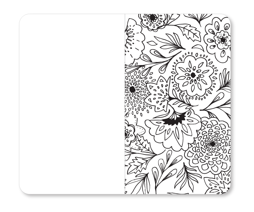Adult Coloring Books From May Designs