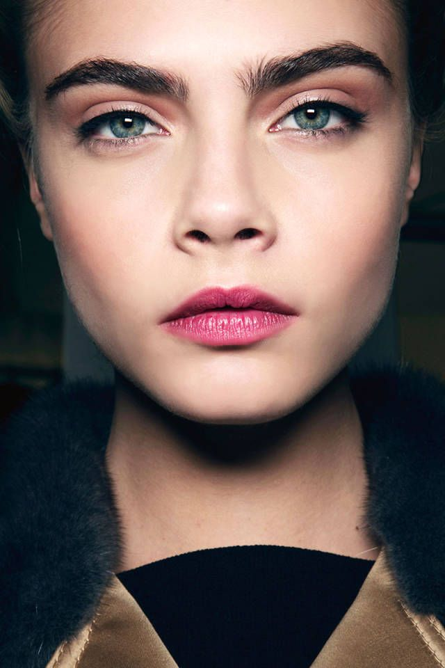 How To Cara Delevingne Brows For The Rest Of Us Beauty Hair