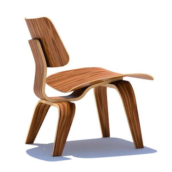 Eames Plywood Chair, Have It For Many Years