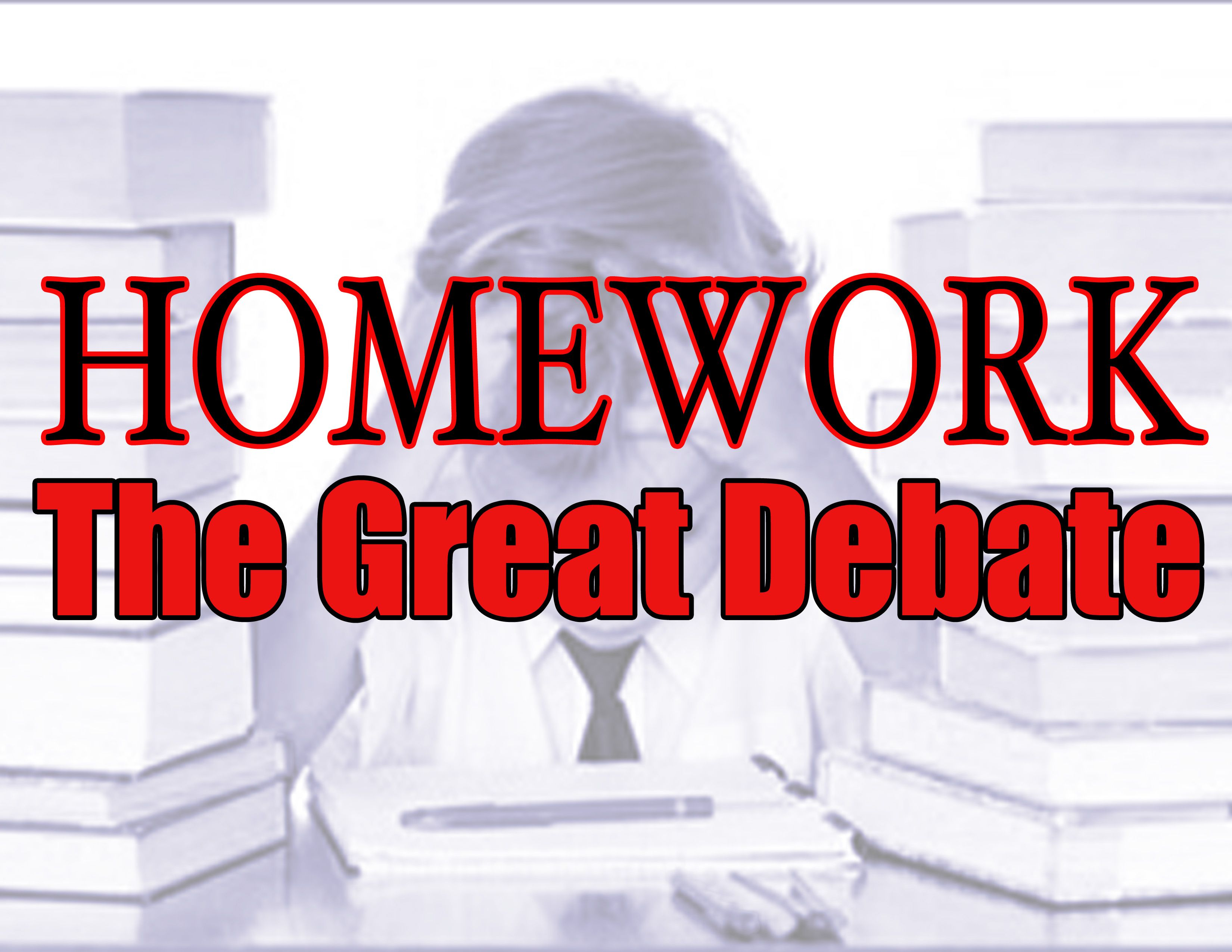 Homework Vs No Homework Is Wrong >> Homework Vs No Homework Is The Wrong Argument And The Wrong Debate