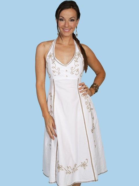 b4fc7c0ebd48e4 Pure Vines   Scully® Cowgirl Dress
