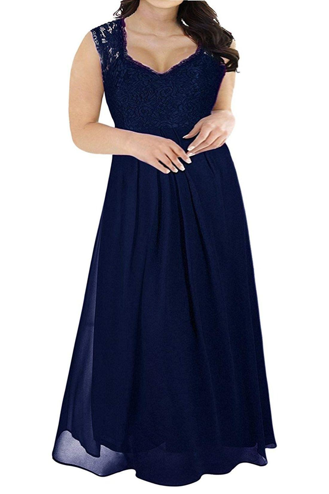 c730ba5921a Nemidor Women s Deep- V Neck Sleeveless Vintage Plus Size Bridesmaid Formal  Maxi Dress 4.1 out of 5 stars 179 customer reviews Price   29.99 -  39.99