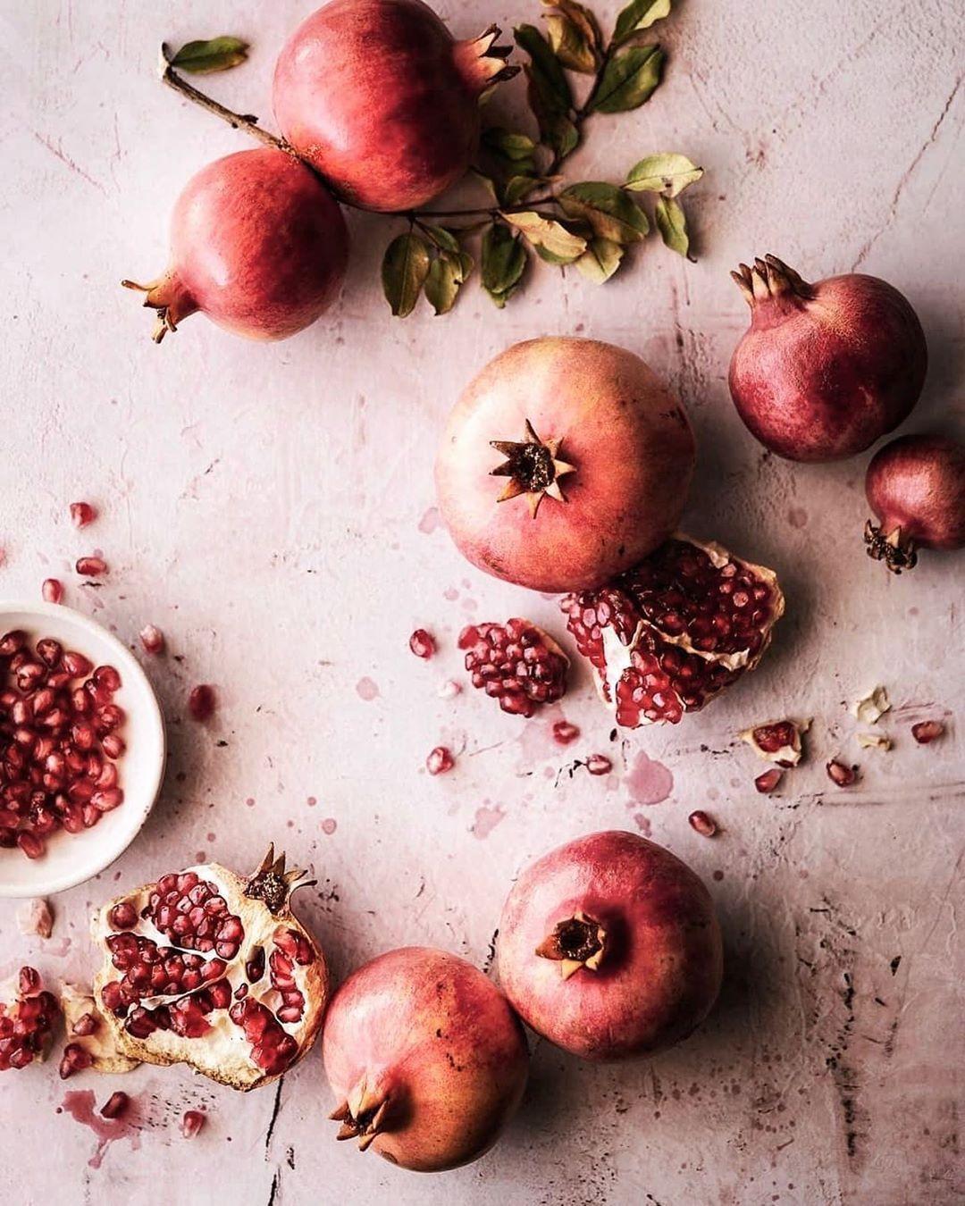 Bella Ful Filled Ful Filled Posted On Instagram Nov 19 2019 At 3 01pm Utc In 2020 Fruit Food Pomegranate