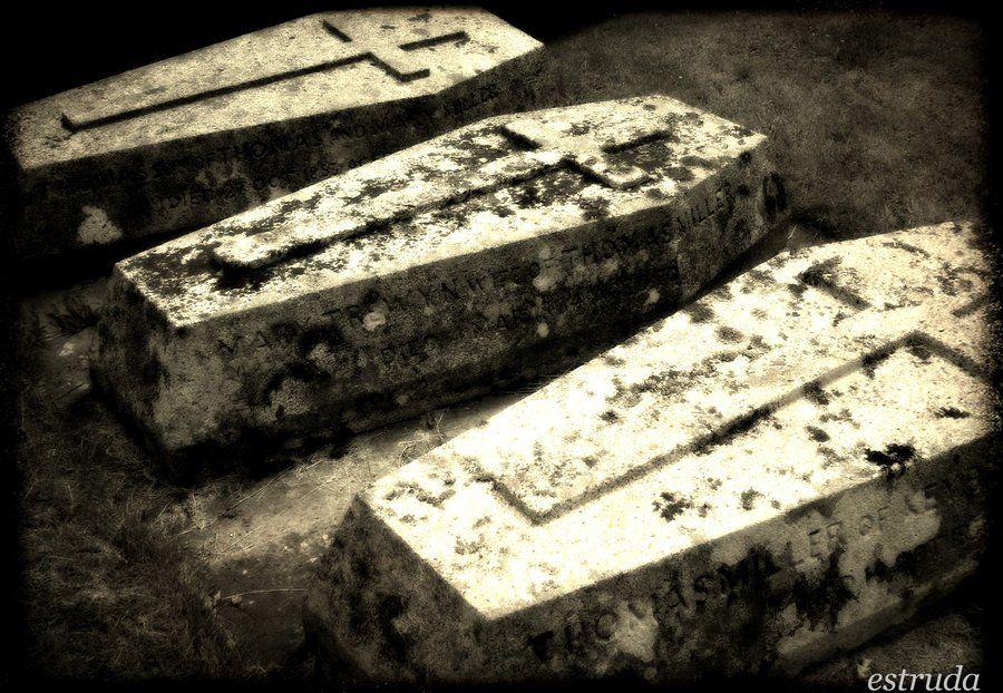 Three old coffins | Coffins | Pinterest