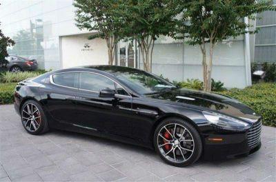2014 Aston Martin Rapide S Black Automobile Magazine Aston Martin Rapide Aston Martin Aston